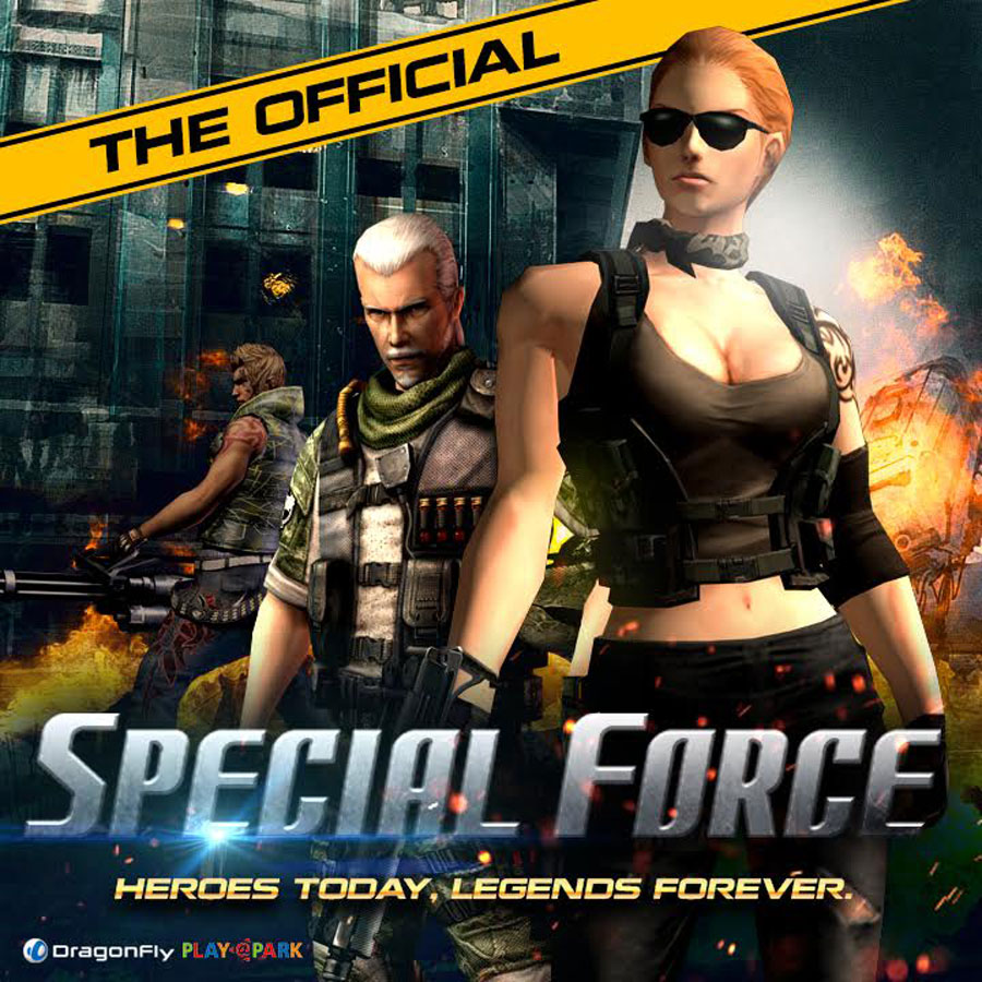 Playpark Set to Re-Launch Special Force this 2016