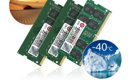 Transcend Now Offers Industrial Grade DDR4 Memory Modules