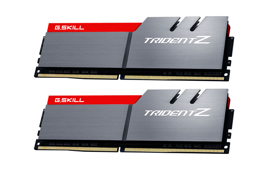 G.SKILL Announces the Fastest Trident Z DDR4 64GB kit at 3600MHz
