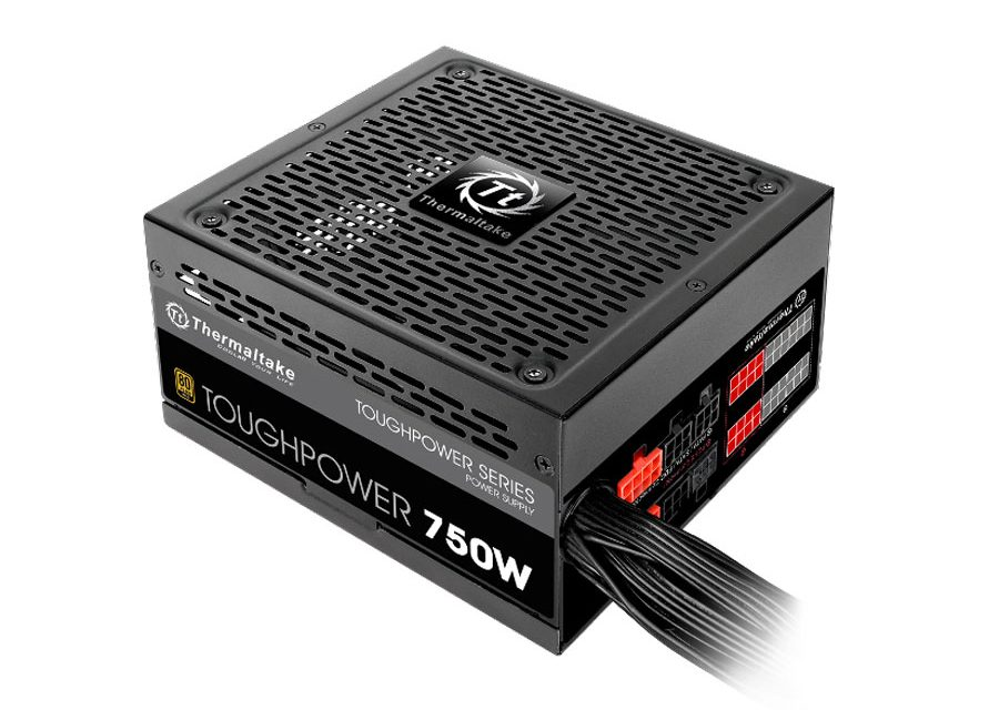 Thermaltake Updates ToughPower Series PSU Enclosures