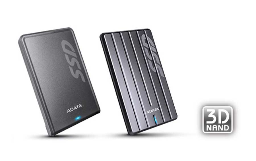 ADATA Moves SC660H & SV620H SSD To 3D NAND Flash