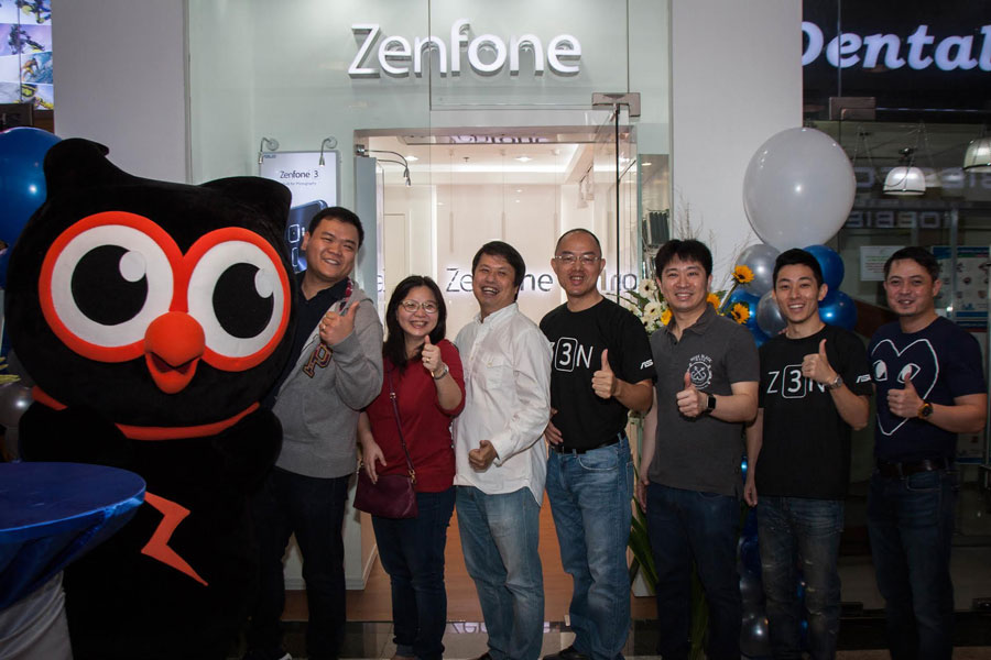 ASUS Opens First Zenfone Concept Store in the Philippines