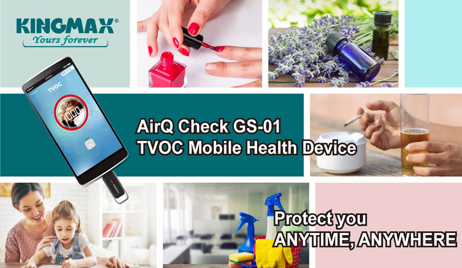 AirQ Check Mobile Tells Us How Important It Is To Monitor Air Quality