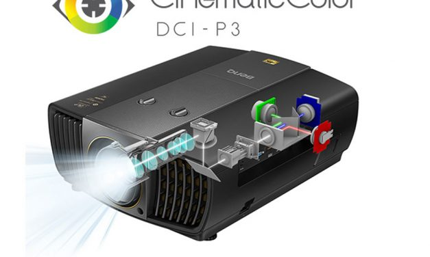 BenQ Launches First DLP 4K UHD LED Home Cinema Projector