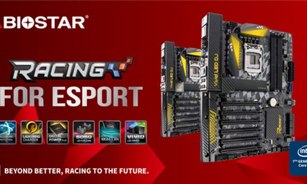 BIOSTAR Announces 2nd Gen Racing Series Motherboard Features