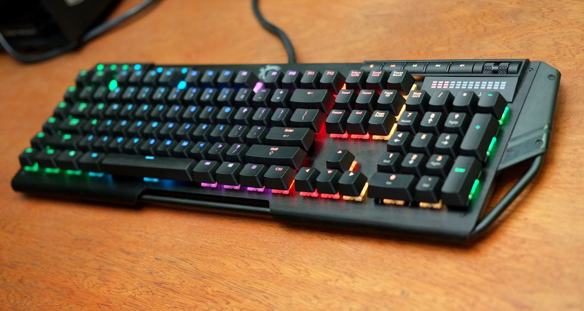 G.SKILL RIPJAWS KM780 RGB Mechanical Gaming Keyboard Review