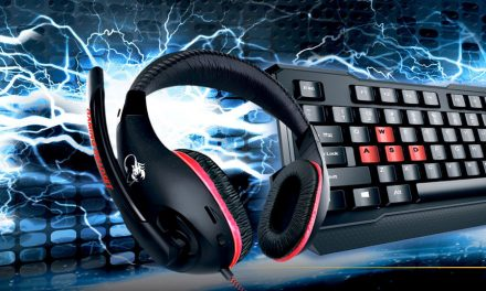 Genius Announces Super Value KMH-200 Gaming Peripheral Combo
