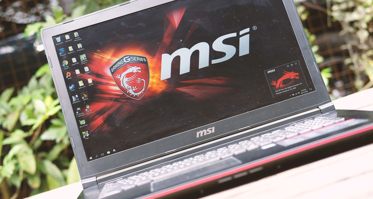 MSI GE72VR 6RF Apache Pro Review
