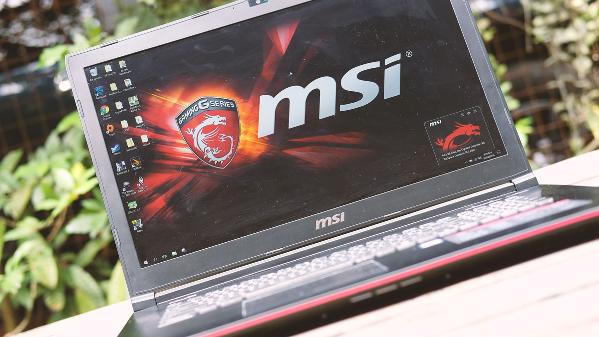 MSI GE72VR 6RF Apache Pro Review