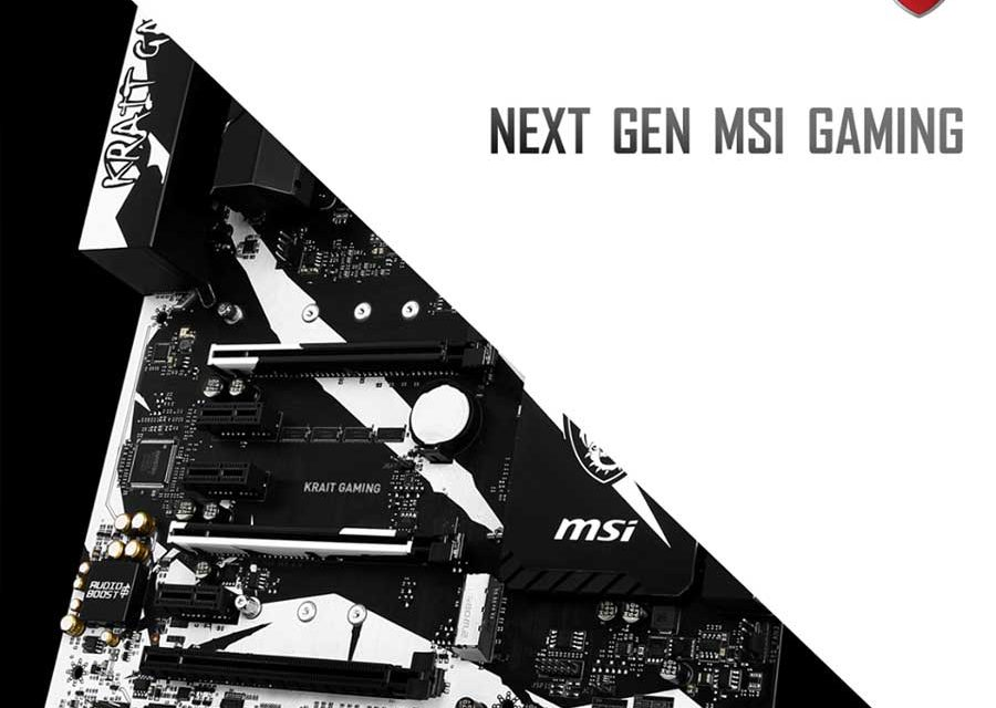 MSI Teases Next Generation Motherboard Features Ahead of CES 2017
