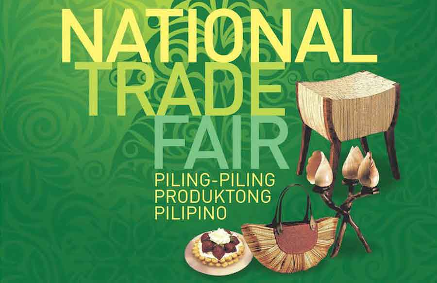 DTI Opens Up SikatPinoy National Trade Fair At SM Megamall