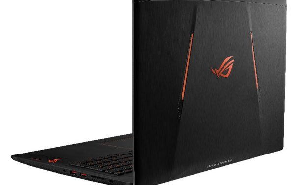ASUS Releases GTX 1050 & 1050 Ti Powered ROG Strix Notebooks