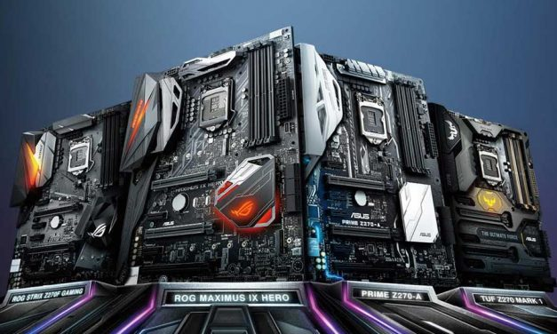 ASUS Announces Full Z270 Motherboard Line-Up