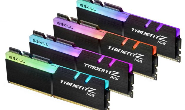 G.SKILL Releases 4133MHz & 4266MHz DDR4 Kits