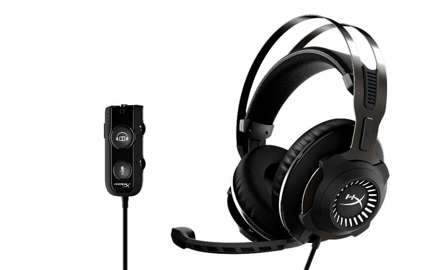 Kingston Slaps Dolby 7.1 Surround To The HyperX Revolver S