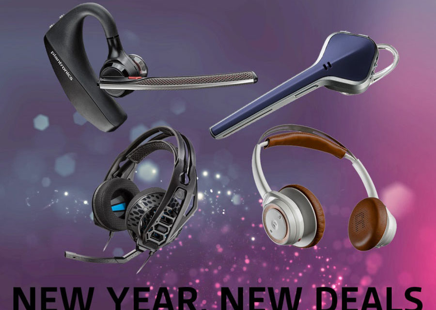 Plantronics Announces New Year Promotion