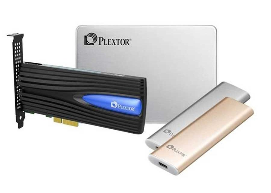PLEXTOR Unveils New Consumer 3D NAND SSDs at CES 2017