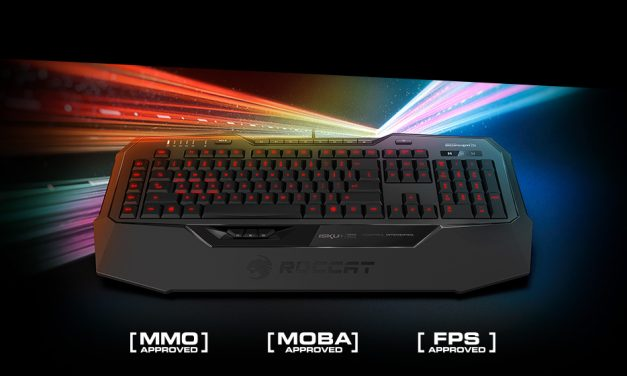 ROCCAT Outs Pressure Sensitive Membranes Keys With The Force FX