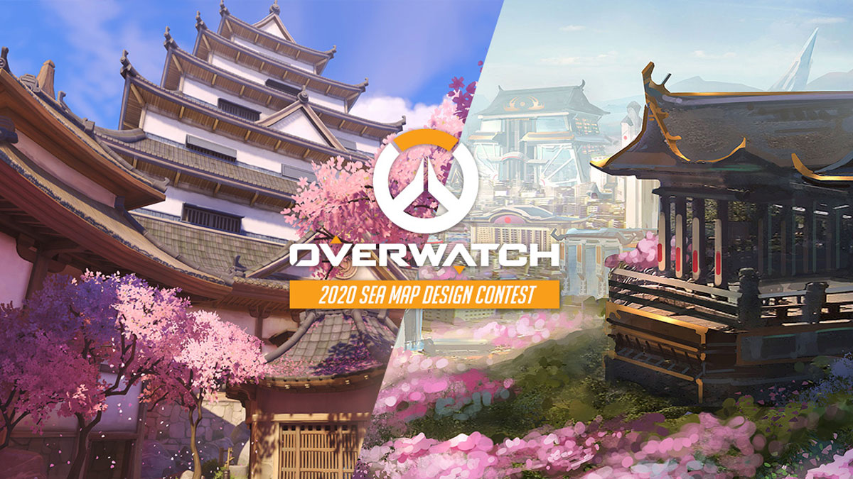 The Overwatch Map Design Contest is Back