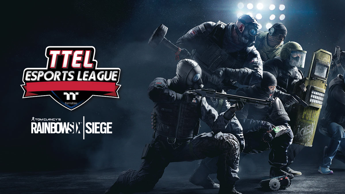 Thermaltake x Ubisoft to Host the 2020 TTEL Thermaltake Esports League