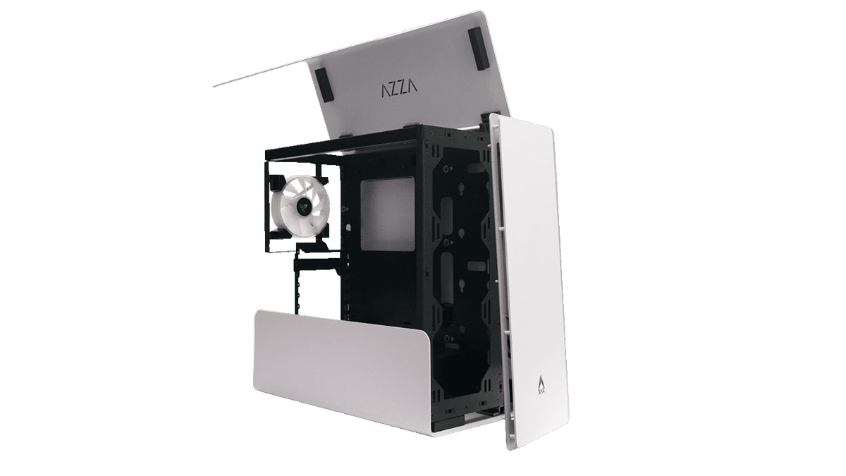 AZZA Introduces CAST Mid-Tower Case