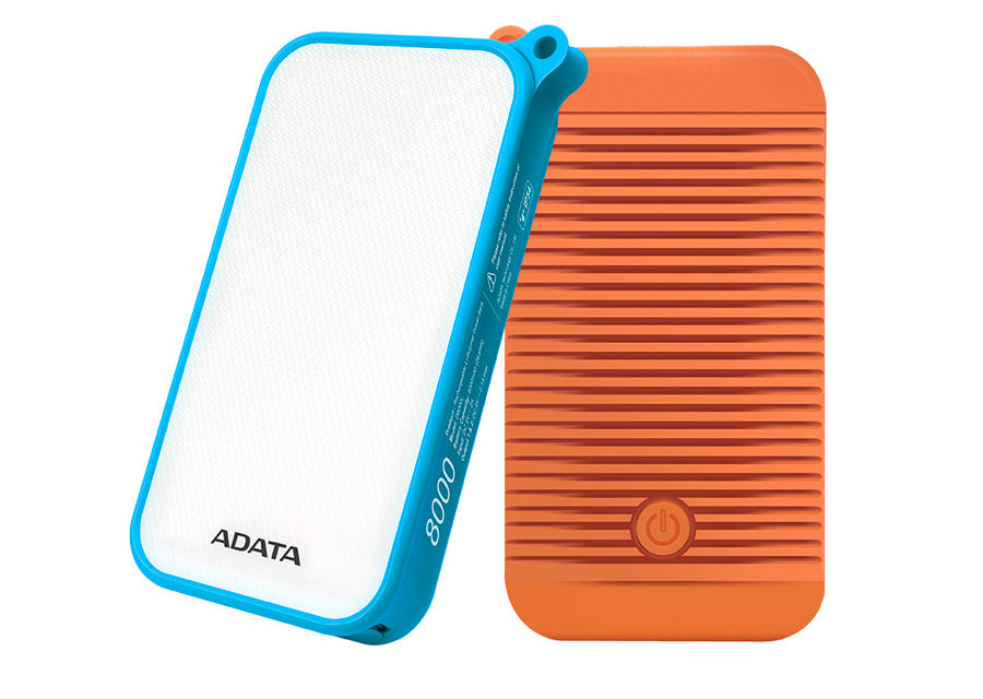 ADATA Launches 2-in-1 D8000L Powerbank