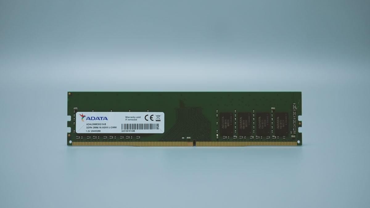 Review   ADATA Premier DDR4 2666MHZ 2X8GB Memory Kit