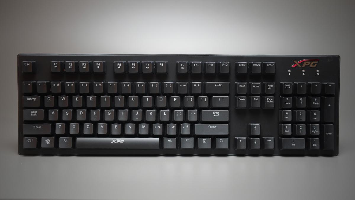 Review | ADATA XPG INFAREX K20 RGB Mechanical Gaming Keyboard