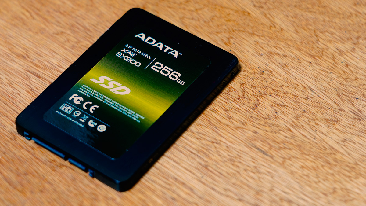 ADATA XPG SX900 256GB SSD Review