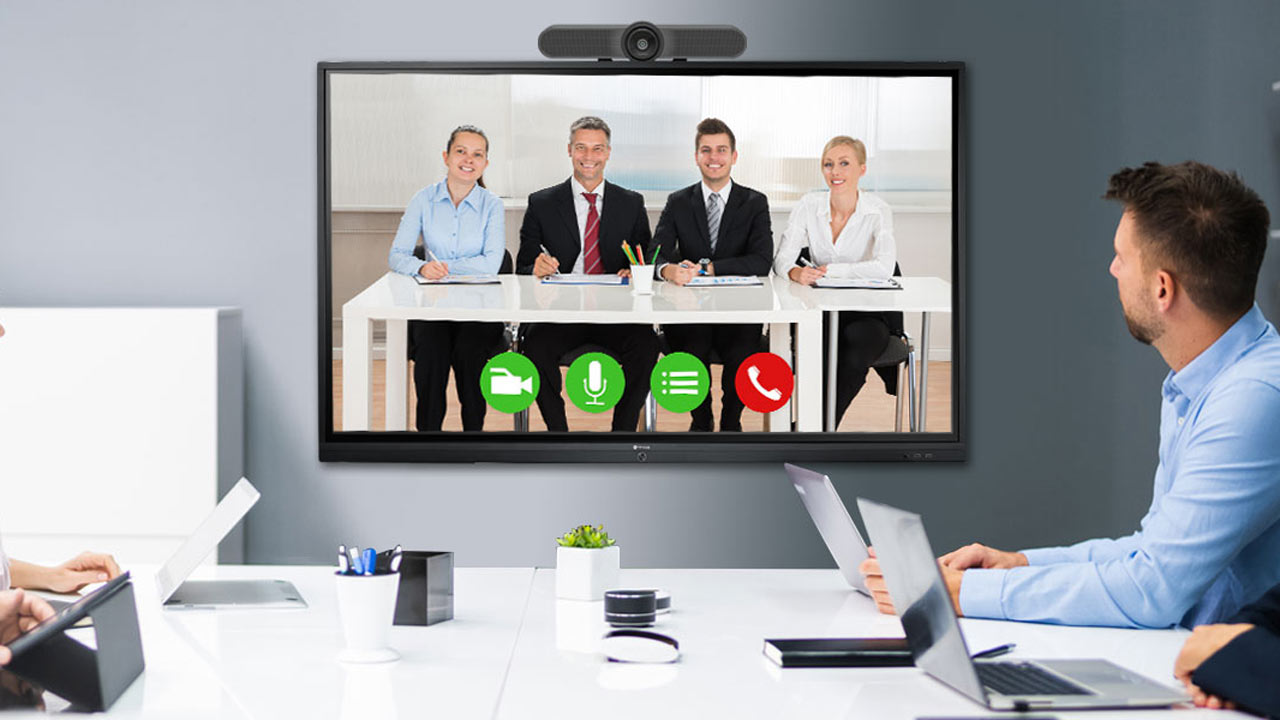 AG Neovo Announces Meetboard 4K Interactive Display