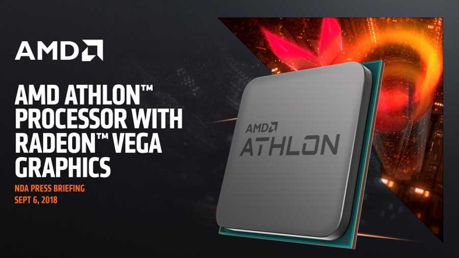 AMD Announces Zen Based AM4 Athlon CPU Family