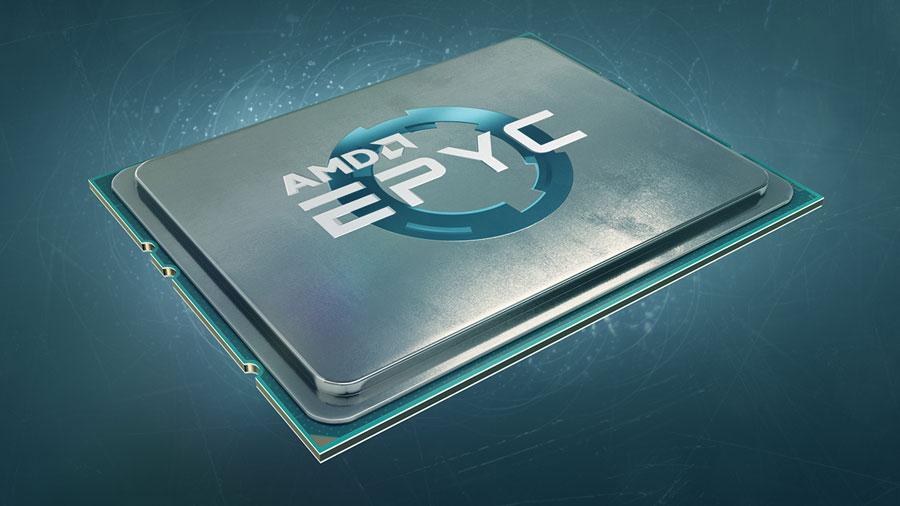 AMD Epyc Processors to Power Up Amazon Web Services