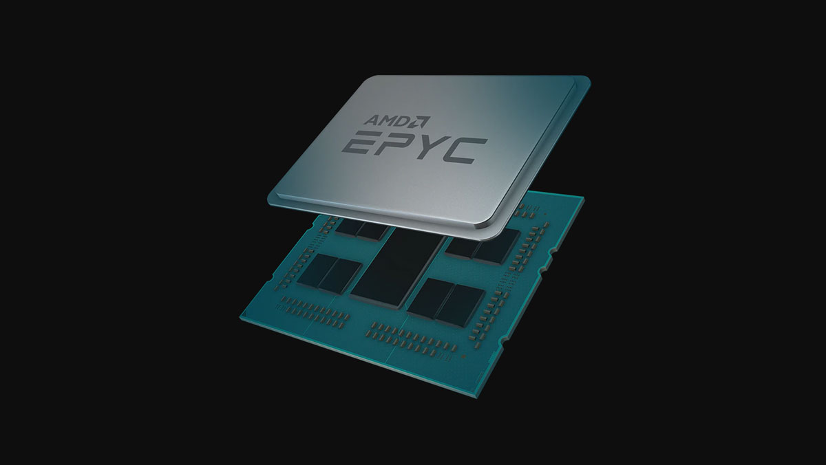 AMD EPYC Now Powers Google's Security Focused Cloud