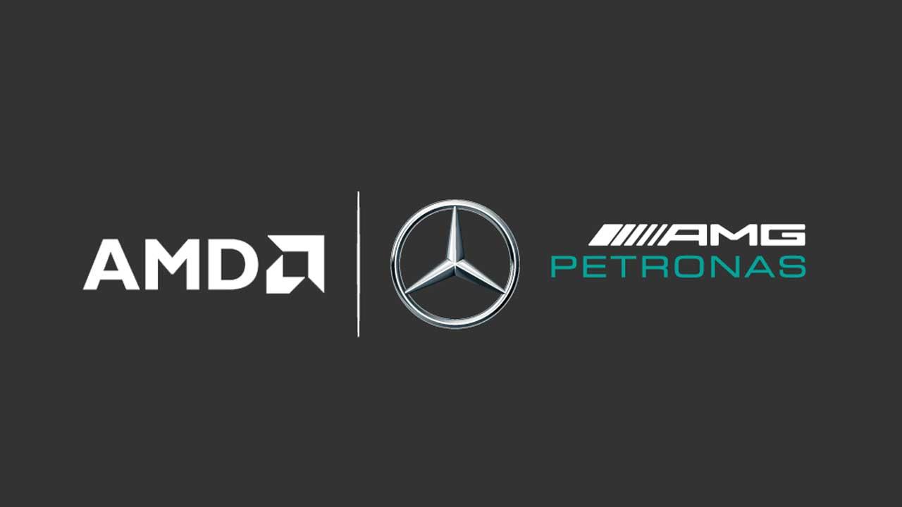 AMD Announces Partnership with Mercedes-AMG PetronasEsports Team