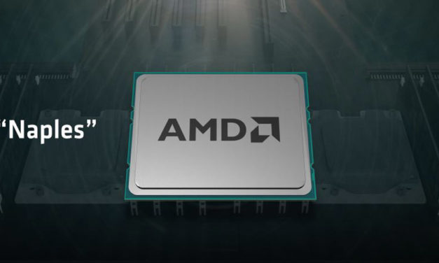 AMD Previews 32 Core Naples Server Processor