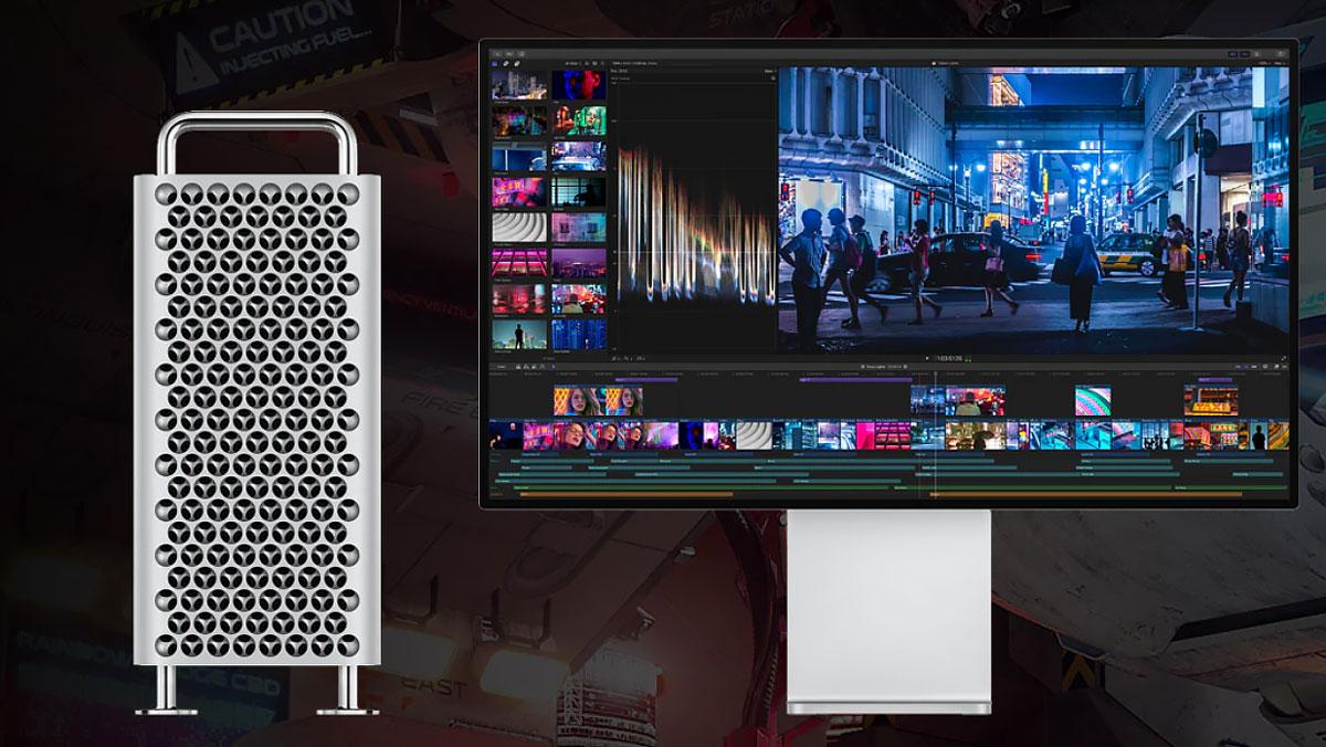 Apple Mac Pro Gets the AMD Radeon Pro W5700X Treatment