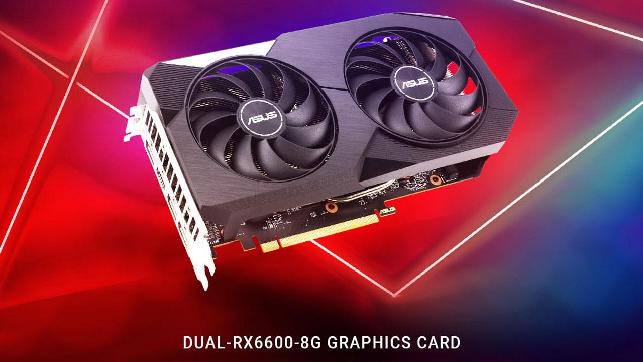 "AMD Announces Radeon RX 6600 ""non-XT"" Graphics Card"