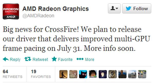 AMD-Radeon-Tweet