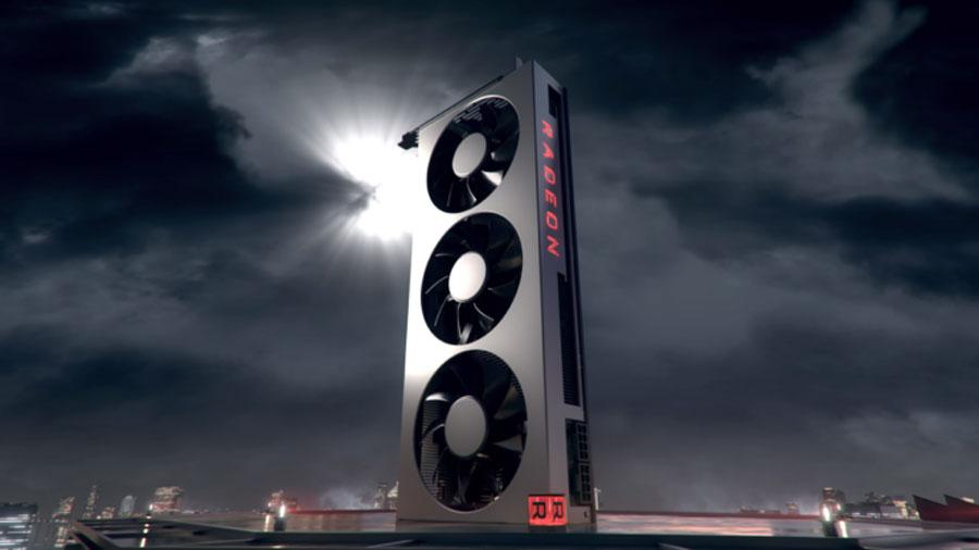 AMD Unveils Radeon VII Graphics with 7nm GPU Inside