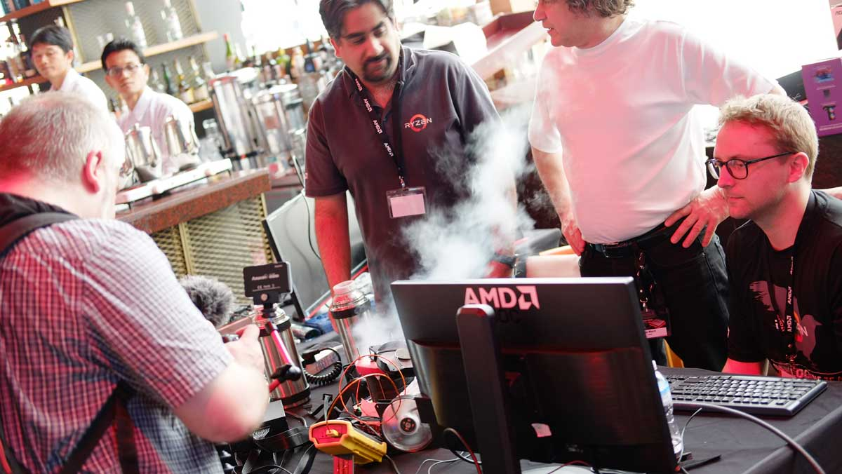 What's New with The 2nd Generation AMD Ryzen Processors