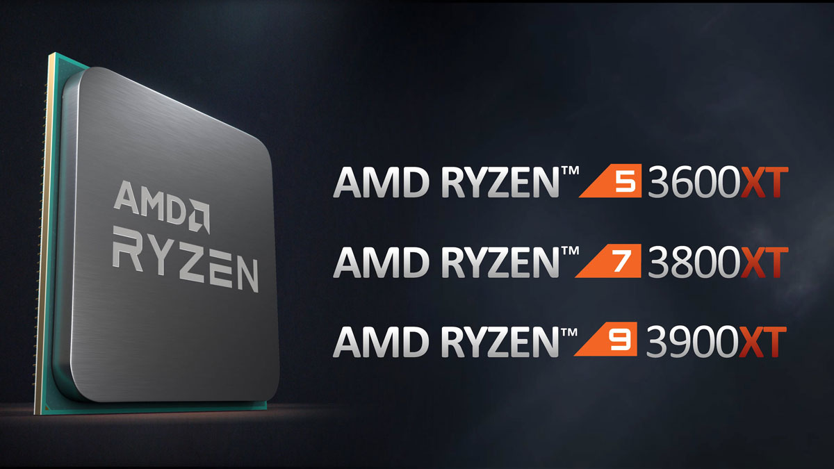 AMD Releases Ryzen 3000XT Family, Bundles Free Game