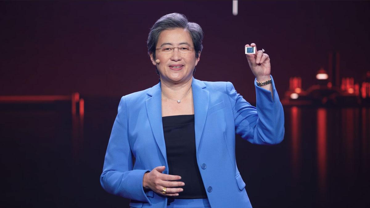 AMD Announces Ryzen 5000 Mobile Processors