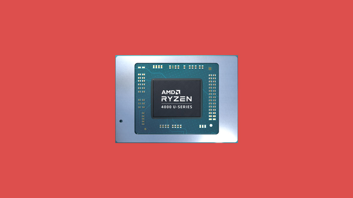 AMD Introduces Ryzen 9 4000 H-Series CPUs for Gaming Notebooks