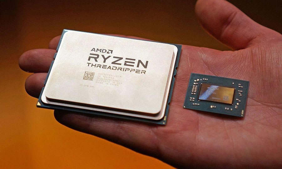 AMD Shows Threadripper 2 and VEGA GPU at Computex 2018