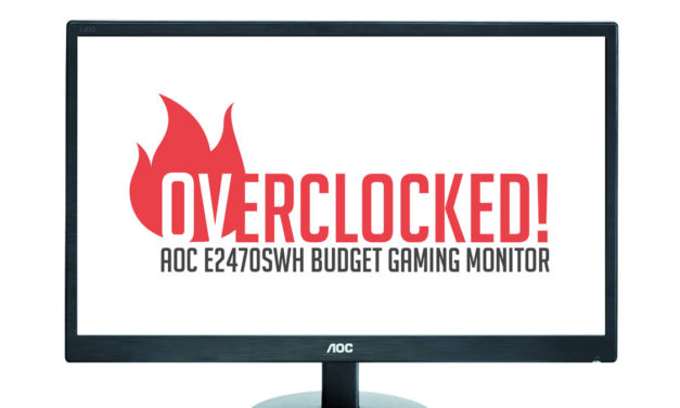Review | AOC E2470SWH 75Hz Budget Gaming Monitor