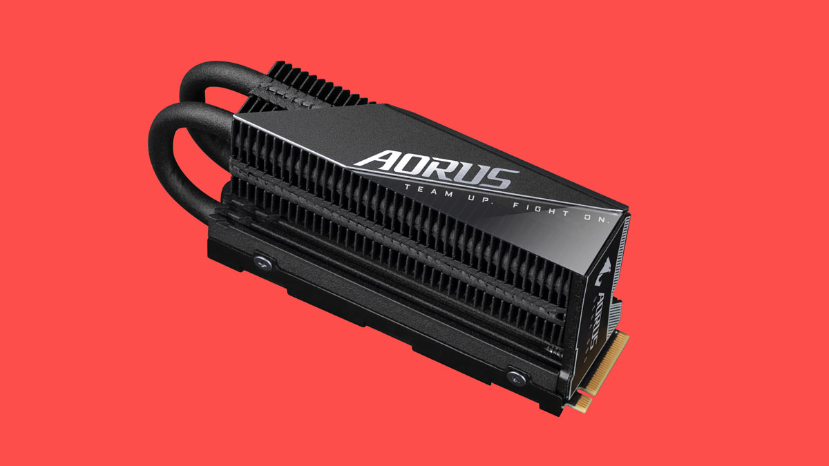 GIGABYTE Announces AORUS Gen4 7000s NVMe SSD