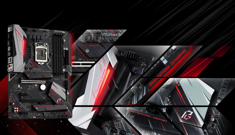 ASRock Launches Intel B365 Chipset Motherboards