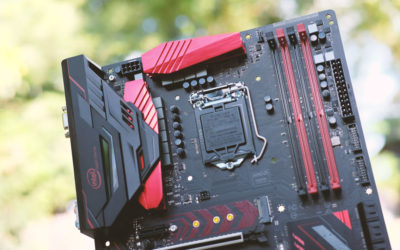 The ASRock Fatal1ty H270 Performance Motherboard Review