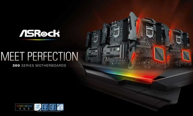 ASRock Completes Their Intel 300 Series Motherboard Line