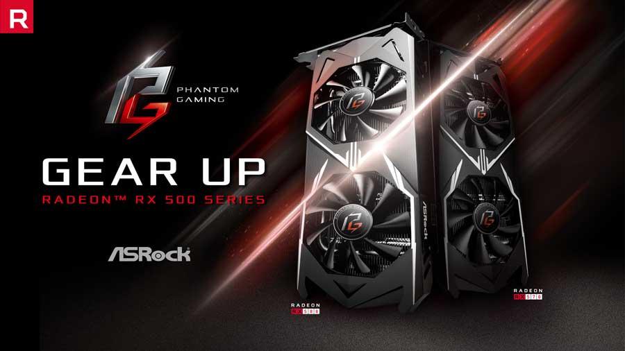 ASRock Debuts AMD Radeon Phantom Gaming GFX Cards